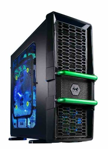 HeidePC® XTREME UD7 GIGANT 890FXA GAMER PC AM3(AMD Hexa Core Phenom II X6 1100T (6x 3,3 GHz und 6x 3,7 GHz im Turbo-Core),Socket AM3, Gigabyte GA-890FXA-UD7 (USB 3.0 and SATAIII 6Gb/sI), 890FX Chipset,Socket AM3, 4 GB DDR3 PC-1333, ATi Radeon HD 6870 (102