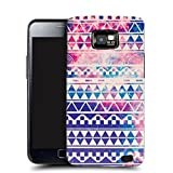 New Hard Pattern Case for Samsung Galaxy S2 i9100- Vintage & STYLUS