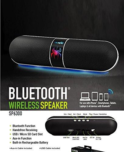 Zenex-Pill/-Capsule-Wireless-Speaker