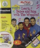My First LeapPad Learn, Dance and Sing with The Wiggles Interactive Book & Cartridge, LeapFrog (My First LeapPad)
