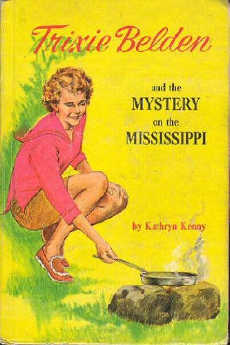 Trixie Belden and the Mystery on the Mississippi #15, Kathryn Kenny