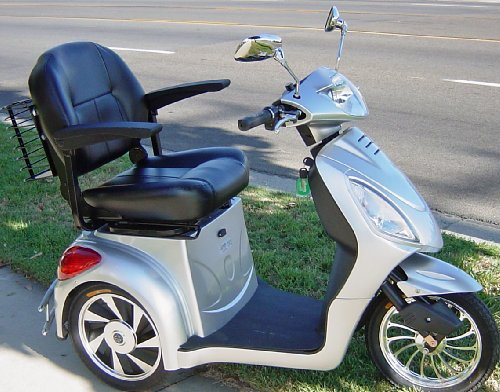 eHandyGadgets Electric Tricycle