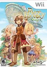 Rune Factory Frontier - Nintendo Wii