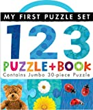 123 Book and Puzzle Set (My First Puzzle Set)