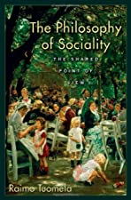 The Philosophy of Sociality The Shared Point of View by Raimo Tuomela