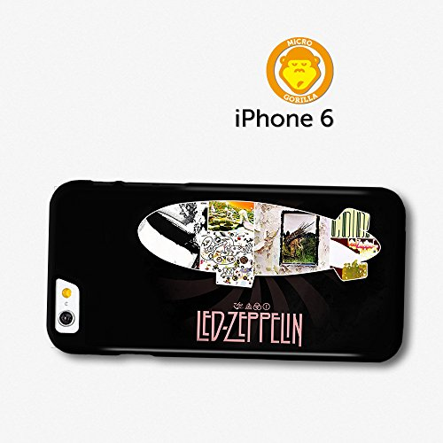 Led Zeppelin Collage Album Covers Case For Iphone 6 A10949