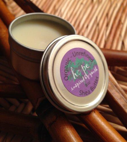 100% Organic Shea Butter 1Oz front-271241