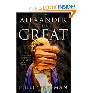Alexander the great philip freeman for Alex co amazon