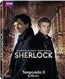 Sherlock 3 Tercera Temporada [Blu-ray] España