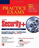 img - for CompTIA Security+ Certification Practice Exams (Exam SY0-301) (Certification Press) book / textbook / text book
