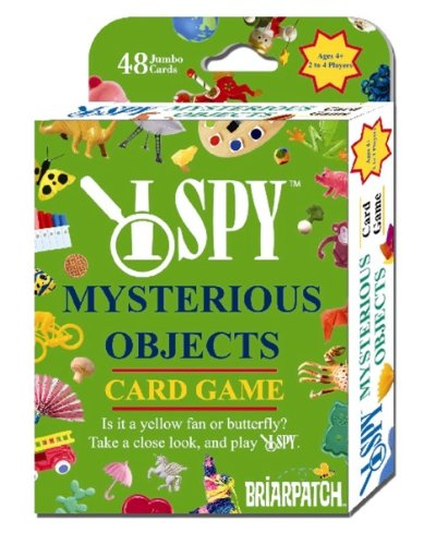 Briarpatch Spy Mysterious Objects Card - 1