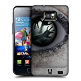Head Case Designs Caught Trapped Hard Back Case Cover for Samsung Galaxy S2 II I9100
