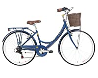 Kingston Women's Dalston Hybrid Bike - Metallic Blue, 16-Inch by Kingston