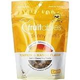 Fruitables Skinny Minis Pumpkin & Mango Chewy Dog Treats 1-5 Oz Pouch