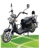 1000W ElektroScooter ElektroRoller ElektroChopper 45km/h Picture