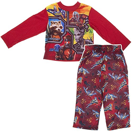 Marvel Comics Big Boys' Guardians of the Galaxy Pajama Set