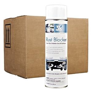 3X:Chemistry 0 Clear Inhibitor Rust Blocker - 12 oz. Aerosol from 3X:Chemistry
