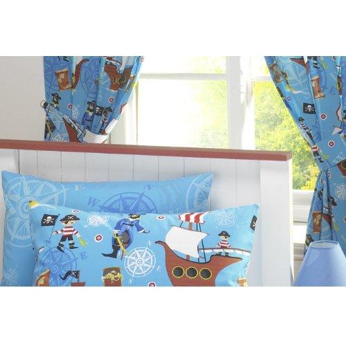 Rideaux chambre enfant pas cher - Rideau chambre garcon bleu ...