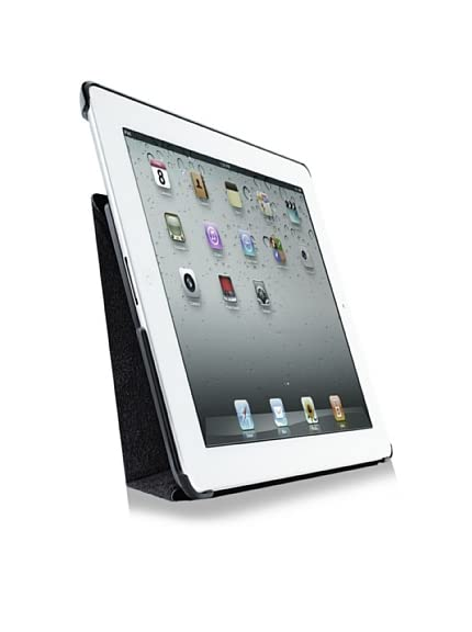 BUILT Convertible Platform Case for Apple iPad 2 (Black)