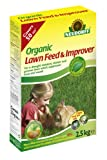 Neudorff 2.5Kg Organic Lawn Feed and Improver