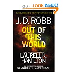 Out of This World by J. D. Robb,&#32;Laurell K. Hamilton,&#32;Susan Krinard and Maggie Shayne