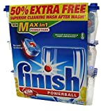 FINISH POWERBALL MAX DISH WASHER IN 1 POWER 42 TABS - 874 G