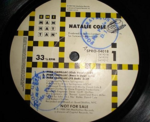 Natalie Cole - Pink Cadillac - Zortam Music