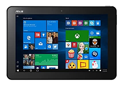 Asus T101HA-GR008T Atom 64GB 2GB Windows 10 10.1 Inch integrated graphics