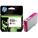 Hewlett Packard [HP] No. 920XL Inkjet Cartridge Page Life 700pp Magenta [Officejet 6500] Ref CD973AE#BGX