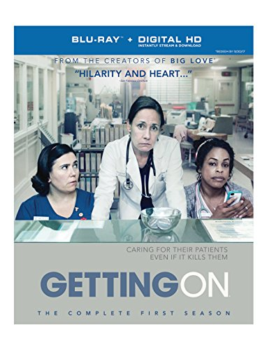 Getting On: Season 1 BD + Digital HD [Blu-ray]