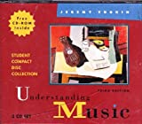 img - for Understanding Music ~ 3 CD Student Collection Set, plus one additional bonus CD book / textbook / text book