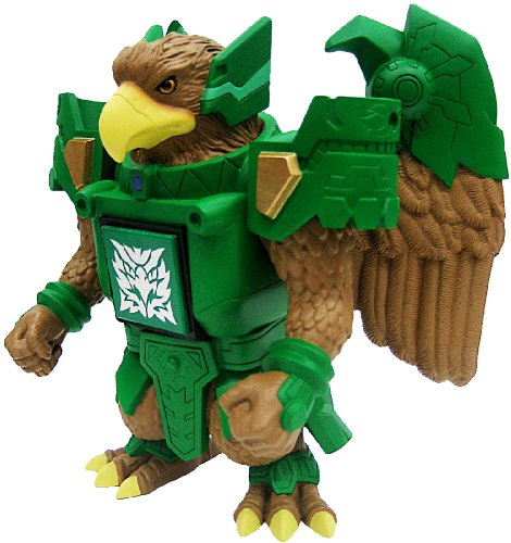 BS31 Beast Sofubi Collection 03 Captain Eagle - 1