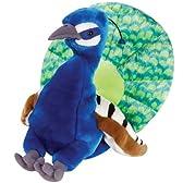クジャク ぬいぐるみ peacock