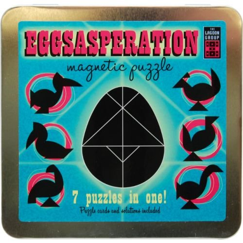 Cheap Lagoon Group Eggsasperation Magnetic Puzzle (B002P5QRAU)