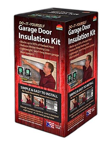 Reach Barrier 3009 Garage Door Insulation Kit (Reach Garage Door Insulation Kit compare prices)