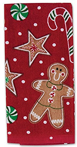 Kay dee designs kitchen fiber reactive towel gingerbread Kay dee designs kitchen towels