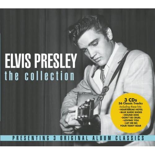 Collection-Elvis-Presley-Elvis-Loving-You-Elvis-Presley-Audio-CD