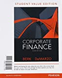 img - for Corporate Finance, Student Value Edition Plus NEW MyFinanceLab with Pearson eText -- Access Card Package (3rd Edition) book / textbook / text book