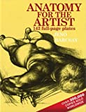 img - for Anatomy for the Artist by Jeno Barcsay (2006-09-21) book / textbook / text book