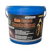New Anabol Muscle Gigant! 2,27kg Protein Eiweißshake Anabolika Muskelaufbau Gainer BCAA Kraft Masse