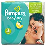 Pampers Windeln Baby Dry Gr. 3 Midi 4...