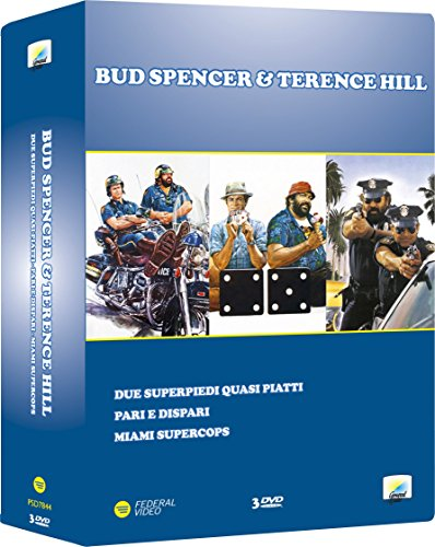 Bud Spencer & Terence Hill (Cofanetto - 3 DVD)