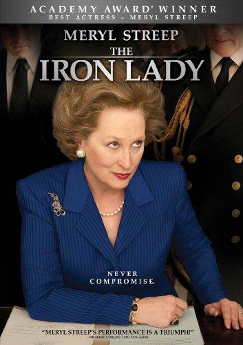 DVD : The Iron Lady (DVD)