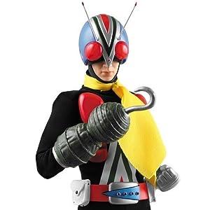 RAH リアルアクションヒーローズ DX ライダーマン (リニューアル版) 『仮面ライダー』1/6スケール ABS&ATBC-PVC製 塗装済み 可動フィギュア