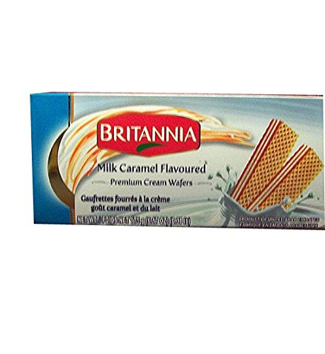 Milk Caramel Wafer 6.17oz. (The British Grocer compare prices)