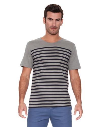 New Caro T-Shirt Manica Corta [Grigio]