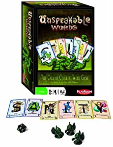 Unspeakable Words Card Game