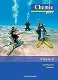 img - for Chemie plus 8. Schuljahr Sch lerbuch. Gymnasium Sachsen book / textbook / text book