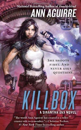 Image of Killbox (Sirantha Jax)