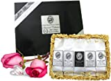100% Pure Kona Coffee Gift, Limited Edition for Mothers Day, Fathers Day, Birthdays, Business Gifts, Christmas and All Occasions, Ground Coffee Brews 60 Cups